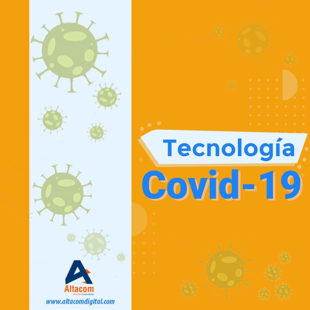 Tecnologia y Covid 19