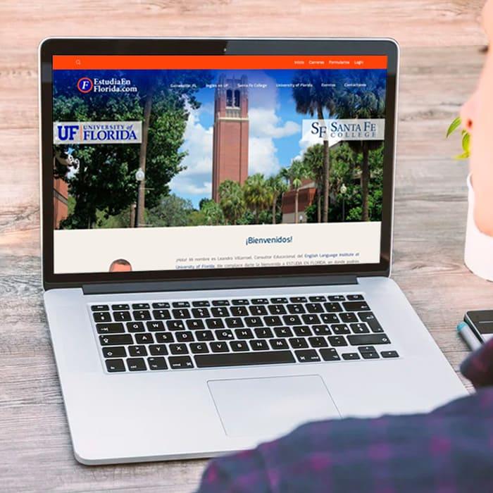 Portafolio Altacom Digital - Estudia En Florida - Diseño de Páginas Web