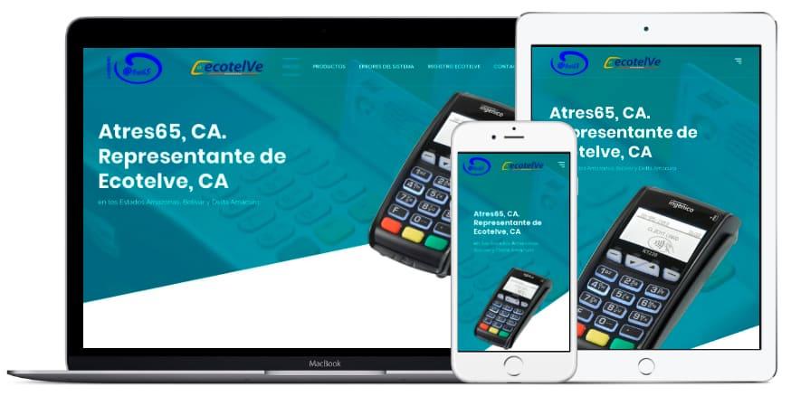 Atres65 - Portafolio Altacom Digital