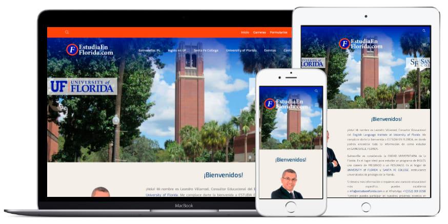 Estudia en Florida - Portafolio Altacom Digital
