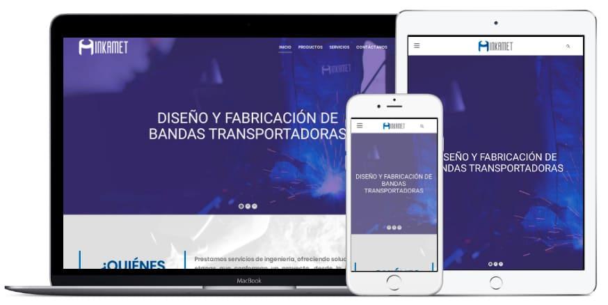Portafolio Altacom Digital - Inkamet