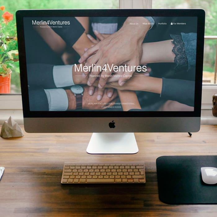 Portafolio Altacom Digital - Merlin4ventures - Diseño de Páginas Web