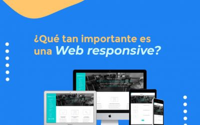 ¿Qué tan importante es una web responsive?