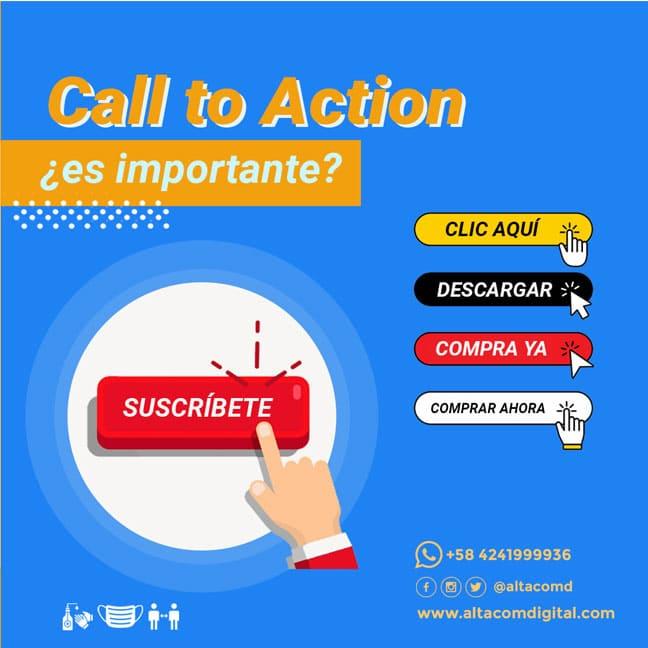 Call to action ¿Es importante?