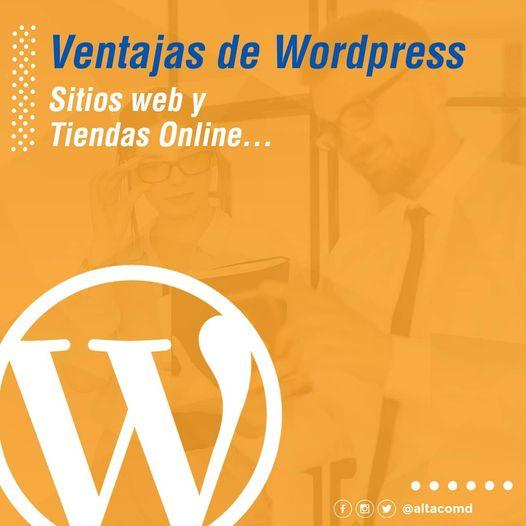Ventajas de Wordpress